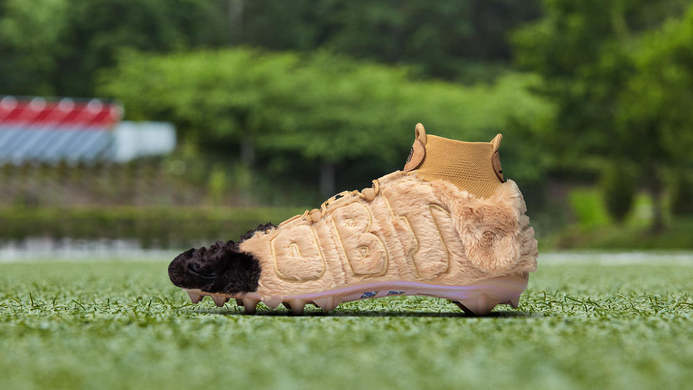 Pawsitively Fierce: OBJ's Week 14 Cleats for a Cause