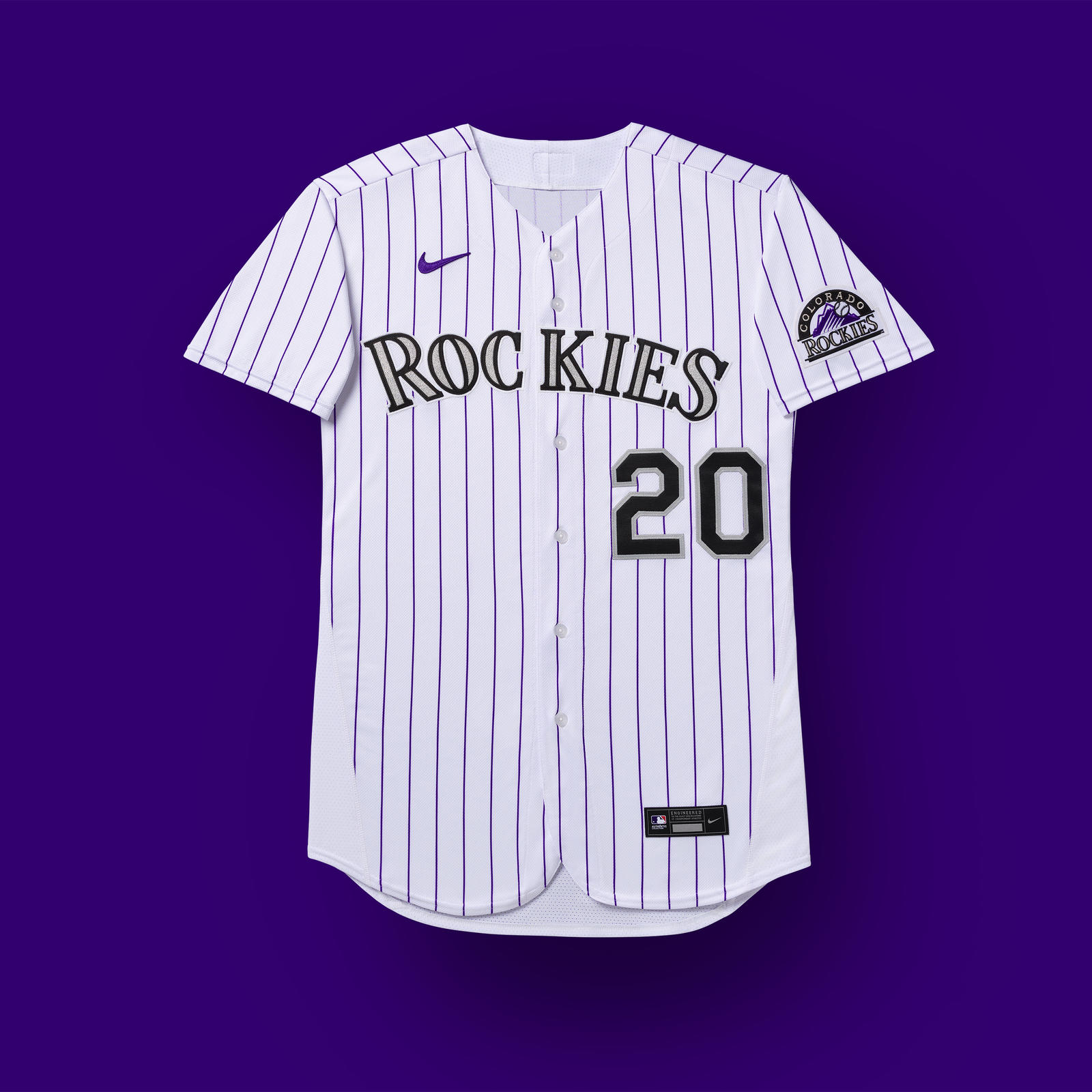 Nike x Major League Baseball Uniforms 2020 Official Images 8