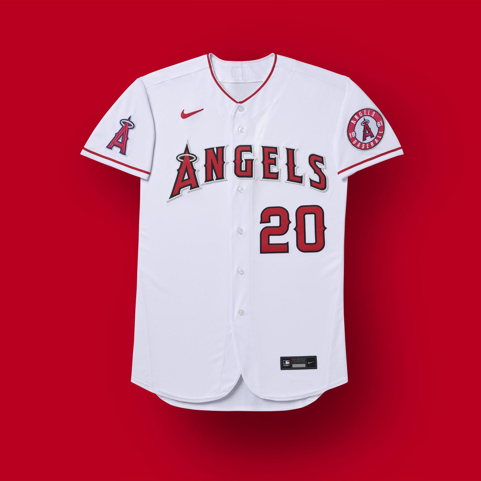 Nike x Major League Baseball Uniforms