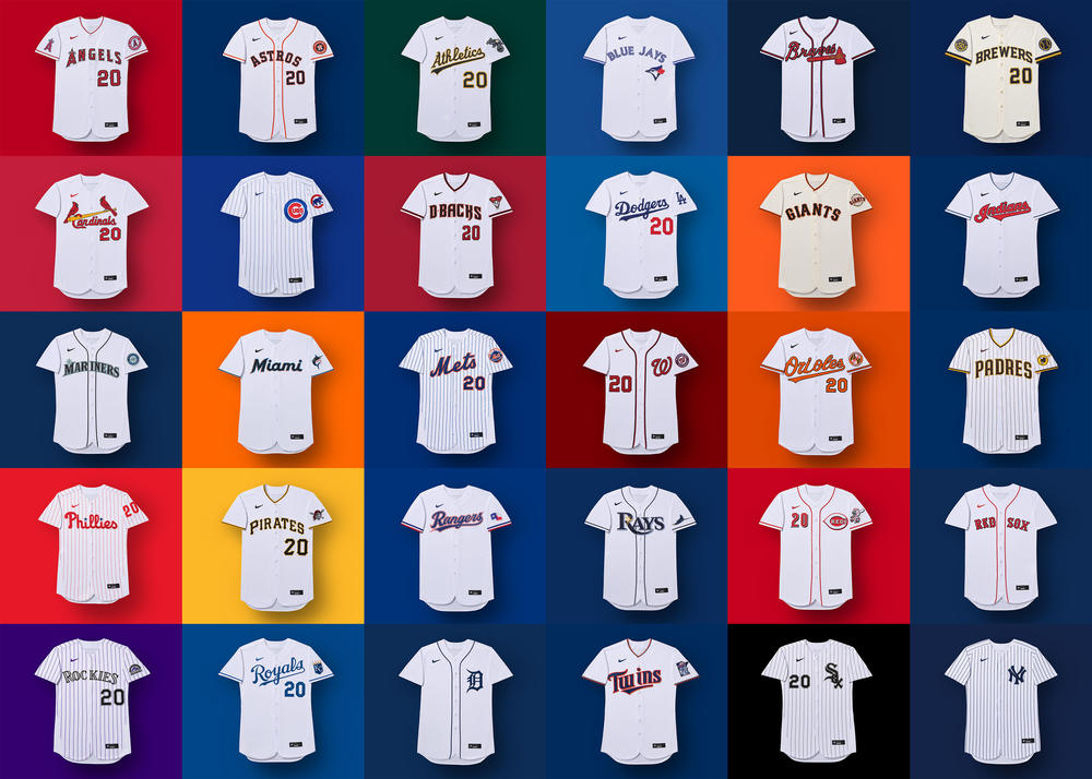 Check Out the Nike Jerseys for Major League Baseball