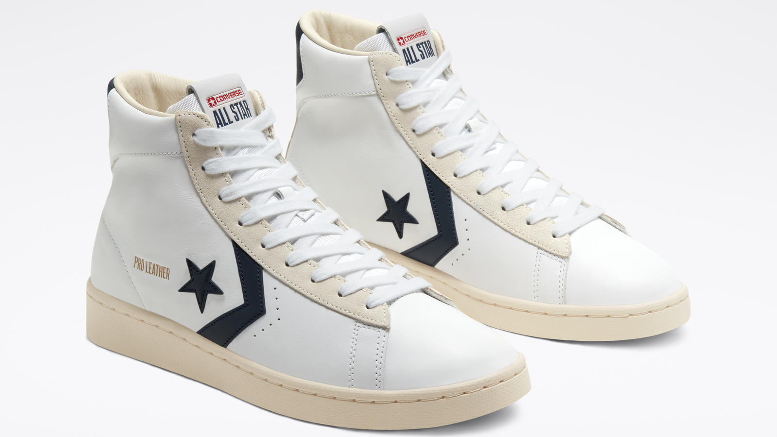 Converse Pro Leather Raise Your Game Hi and Ox  1