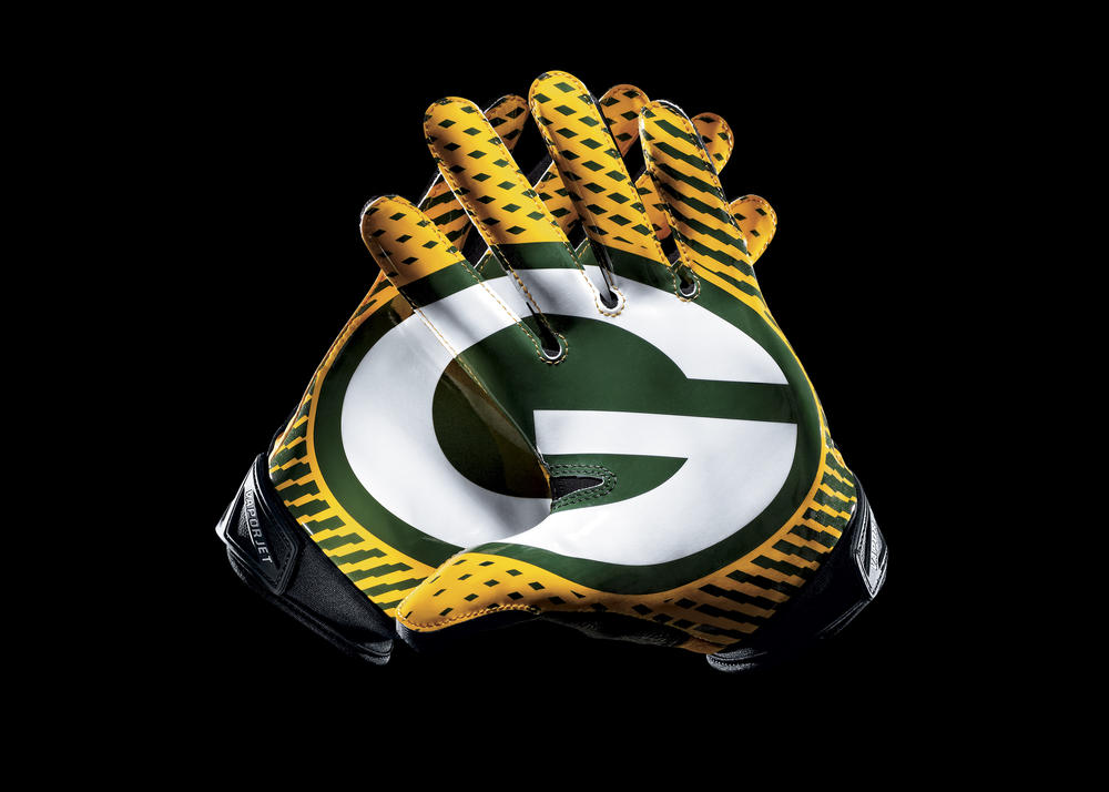 Green Bay Packers 2012 Nike Football Uniform