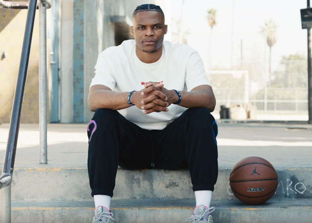 Jordan Brand Presents Russell Westbrook's Why Not? Message