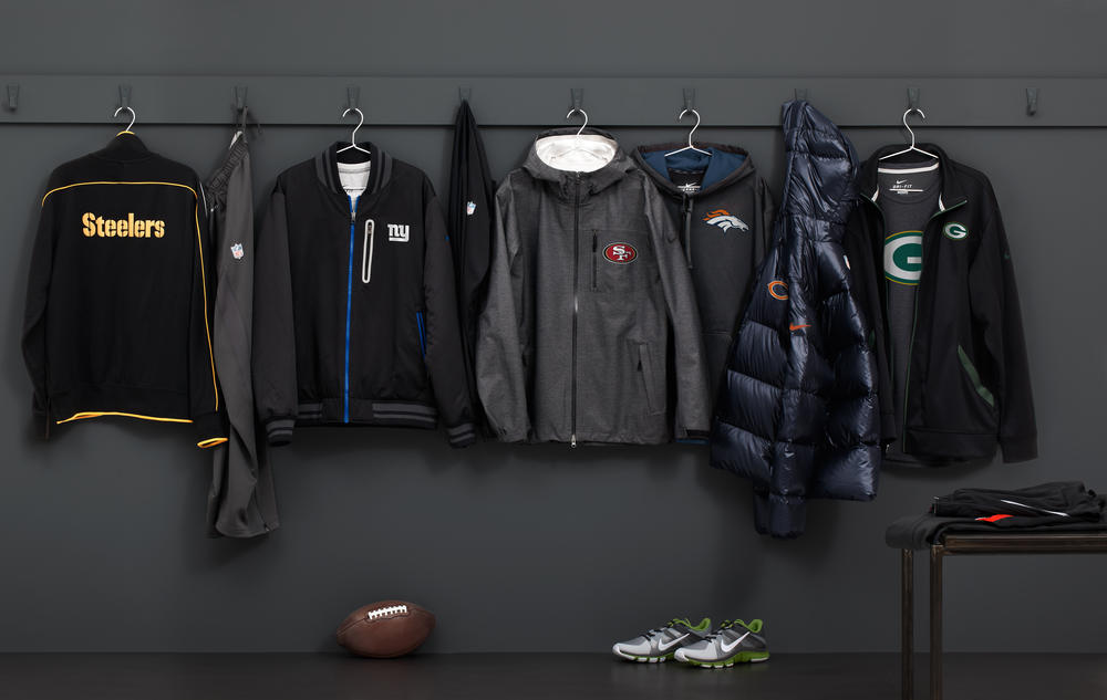 Authentic Football Style: The Elite 51 Sideline Collection