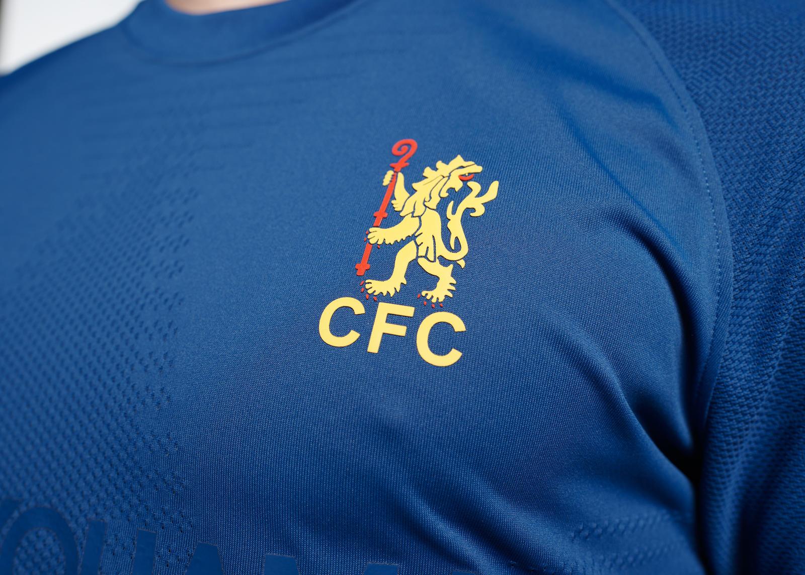 Proscrito consonante error  Chelsea Football Club 50th Anniversary Kit - Nike News