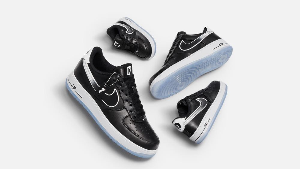 The Nike Air Force 1 x Colin Kaepernick