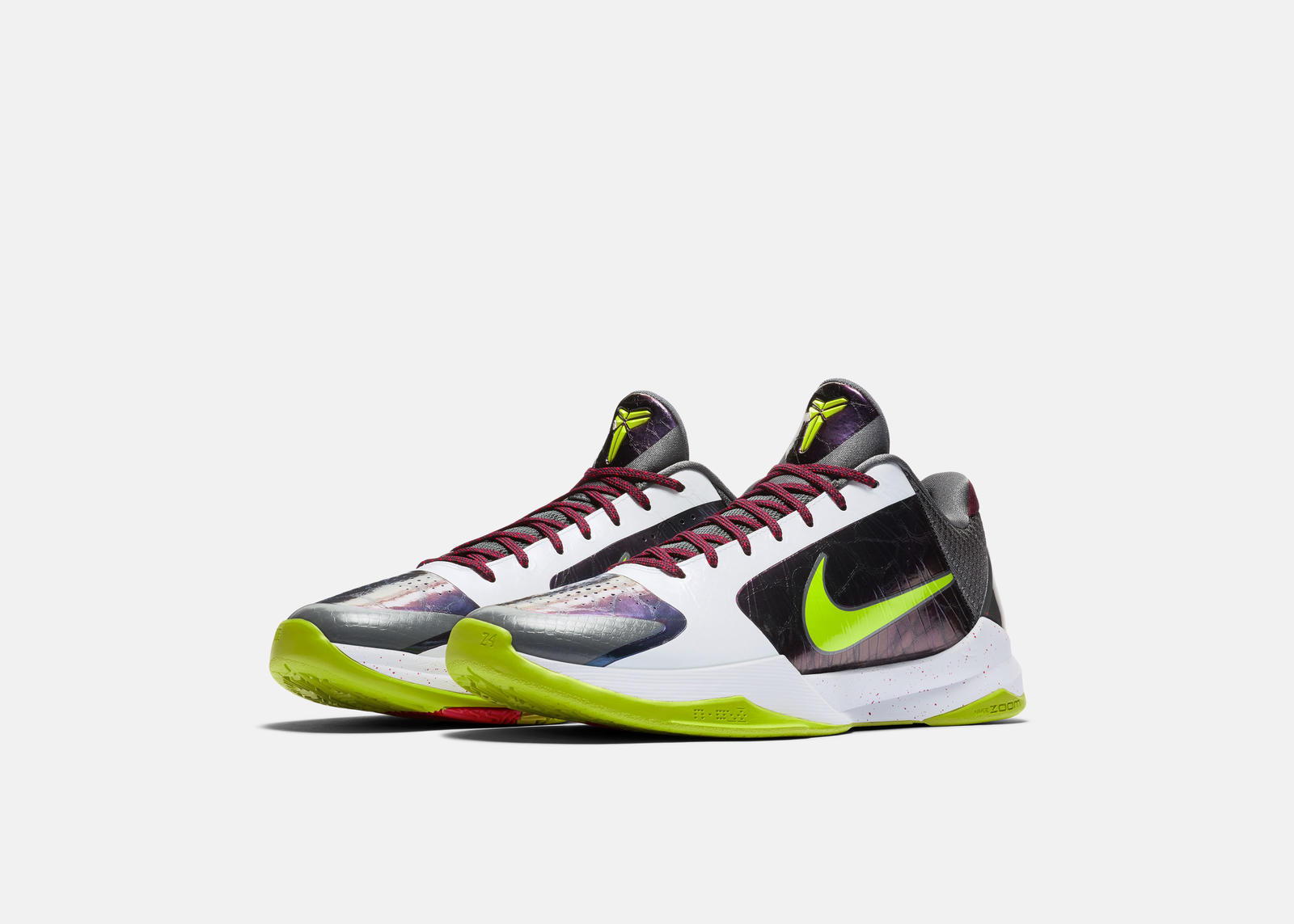 Nike Kobe 5 Protro Chaos Official Images 1