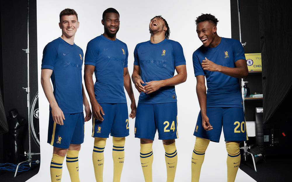 Chelsea Football Club's Latest Kit Honors Team's Past