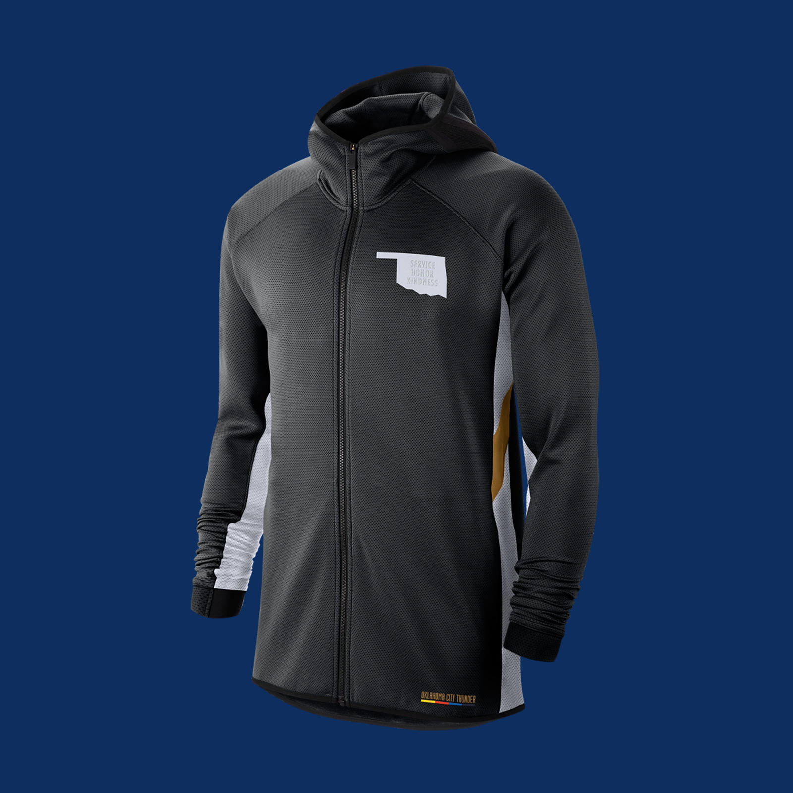 Nike NBA Earned Edition Showtime Hoodies 2019-20 Official Images 8