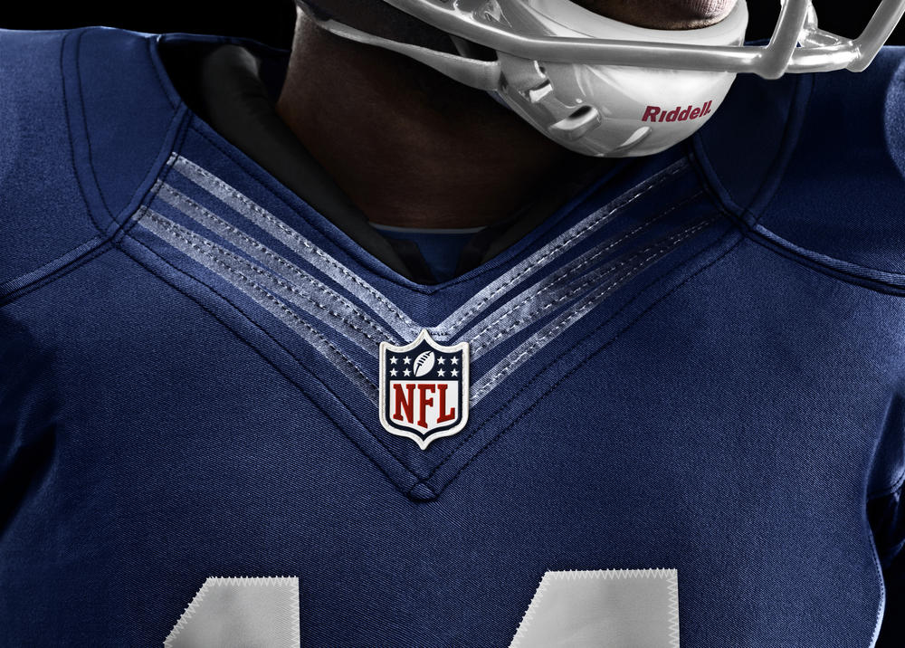 Indianapolis Colts 2012 Nike Football Uniform