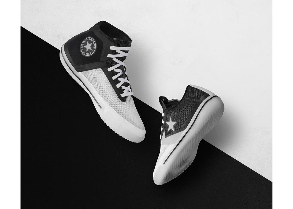 The All Star Pro BB Eclipse Reintroduces Low Cuts to Converse Performance Basketball