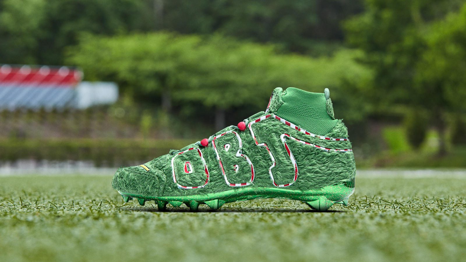 Nike Odell Beckham Jr. Pregame Cleats 2019 Season Week 16  0