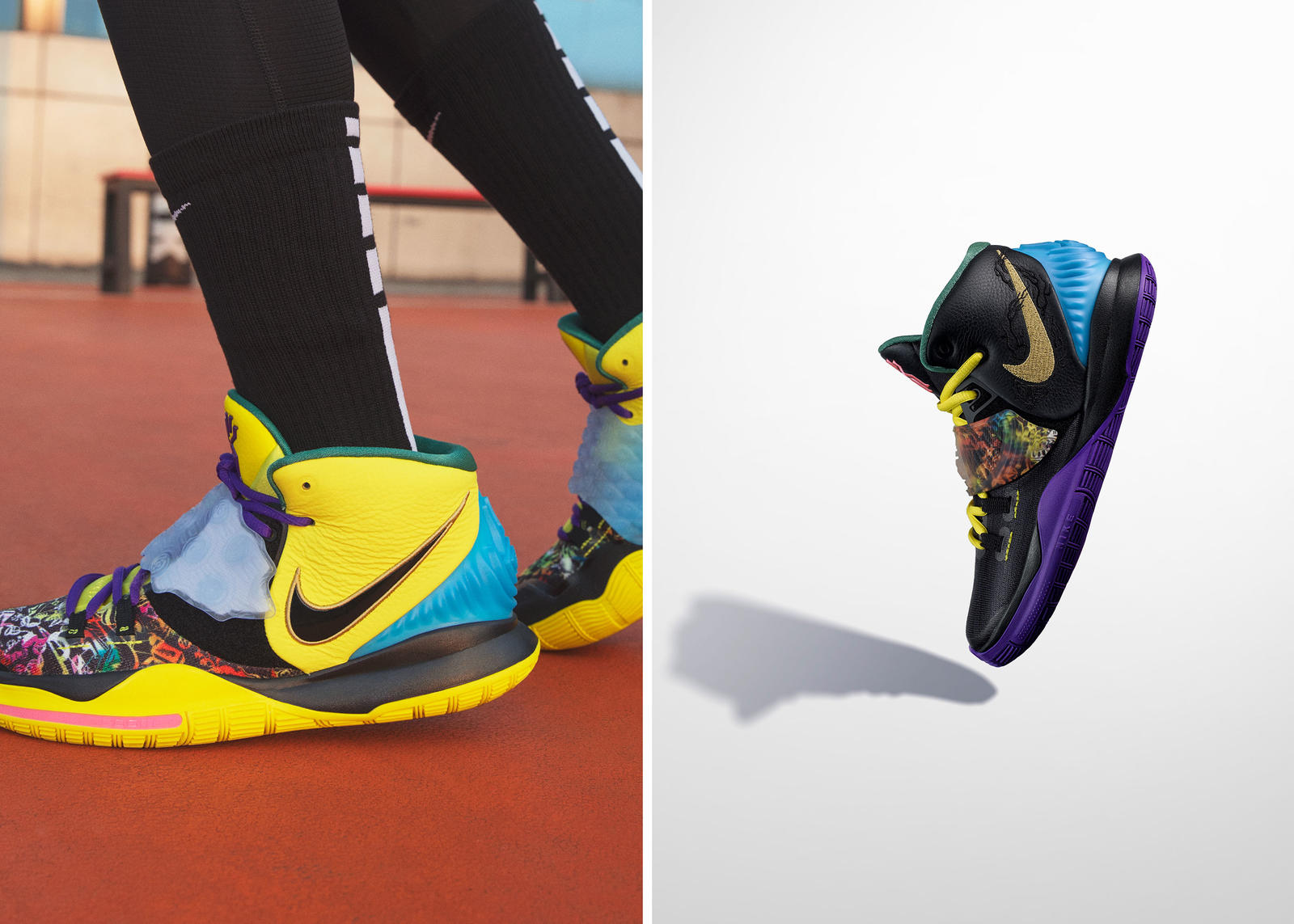 Nike Chinese New Year 2020 Year of the Rat Footwear and Apparel Collection Official Images 6