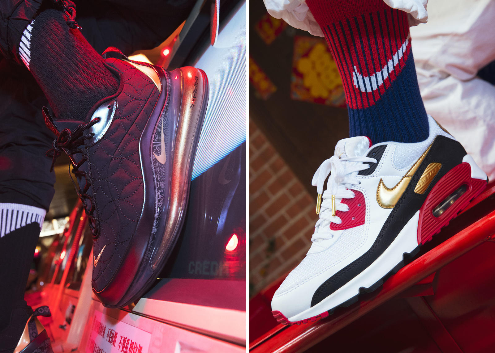 Nike Chinese New Year 2020 Year of the Rat Footwear and Apparel Collection Official Images 15