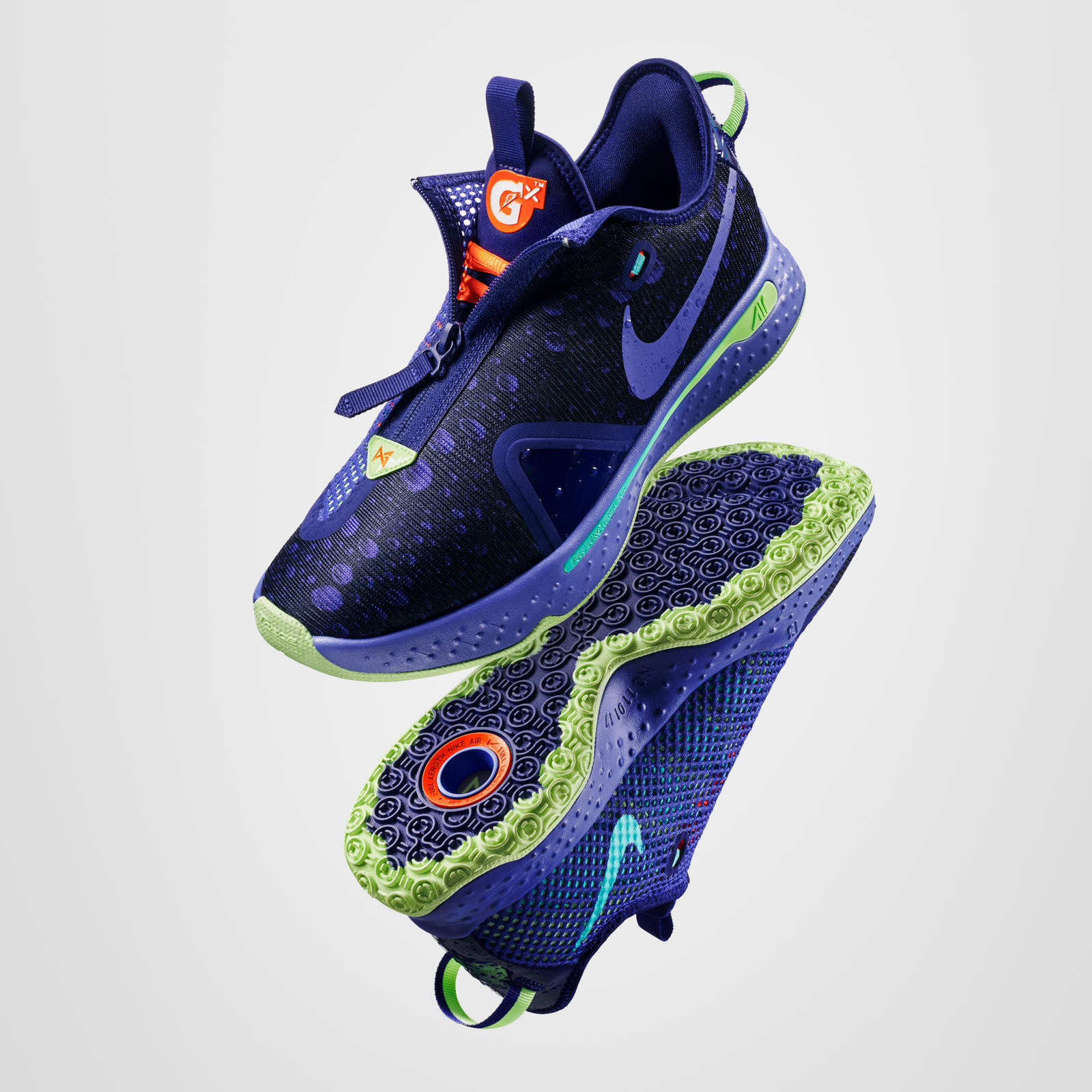 Paul George PG4 Official Images and