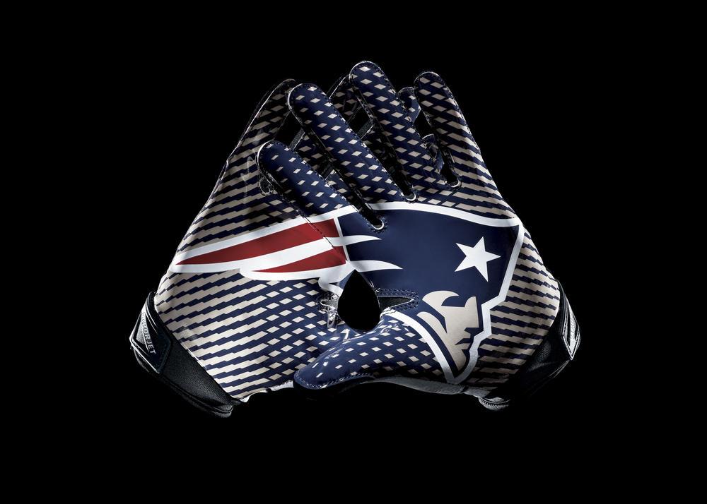New England Patriots 2012 Nike Football Uniform