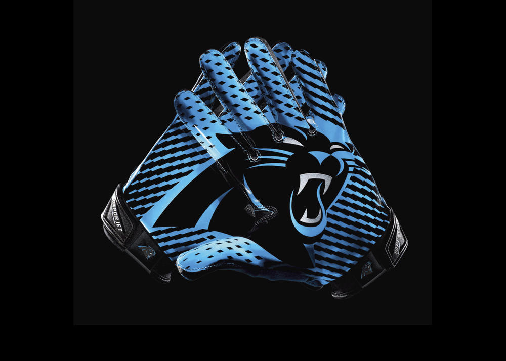 Carolina Panthers 2012 Nike Football Uniform