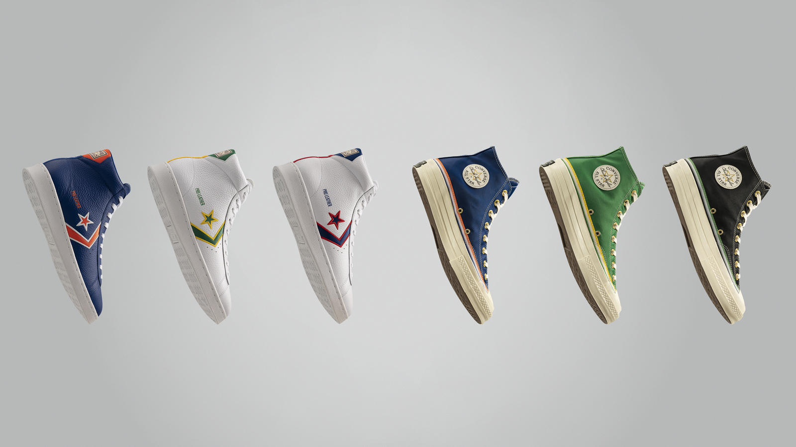 Converse Breaking Down Barriers NBA Hardwood Classics Collection 0