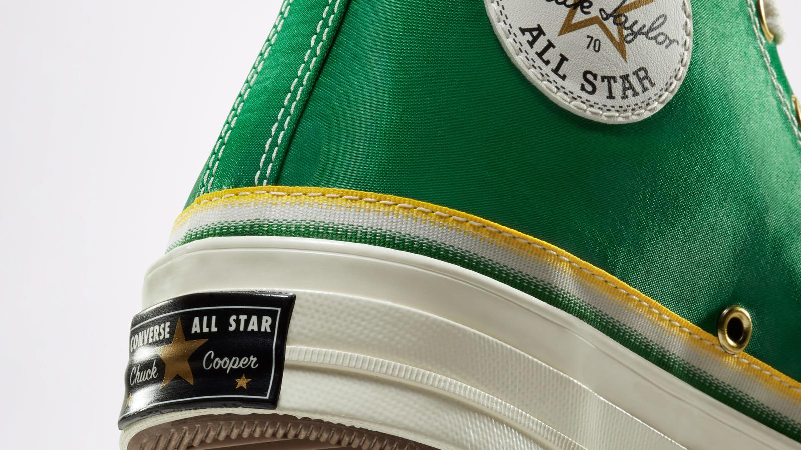 Converse Breaking Down Barriers NBA Hardwood Classics Collection ...