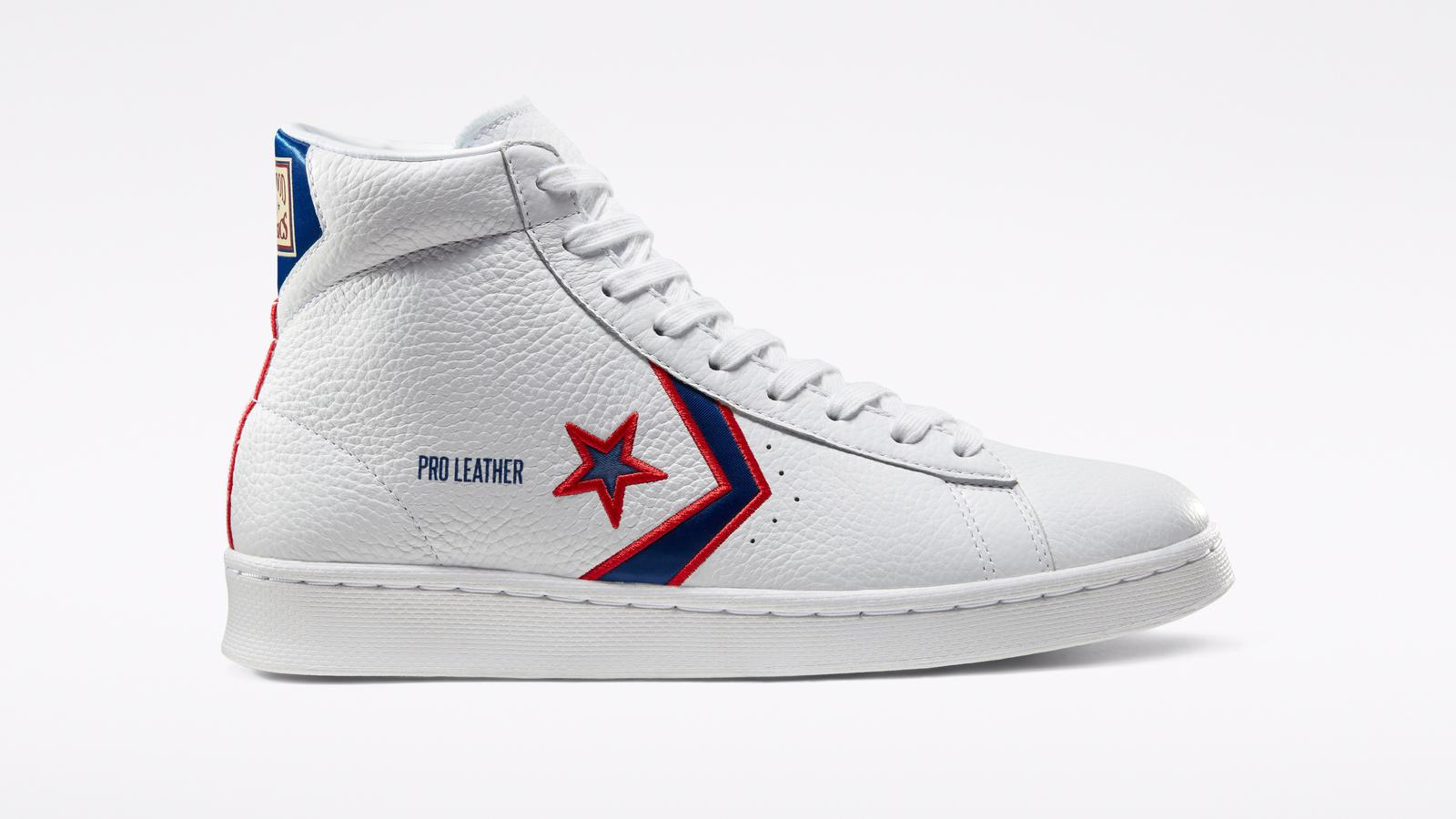 Converse Breaking Down Barriers NBA Hardwood Classics Collection 12