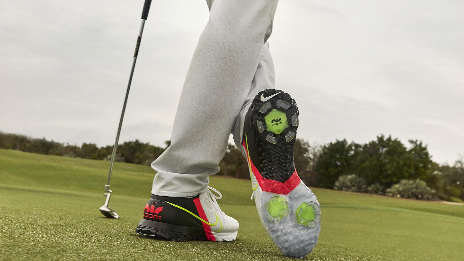 Nike Golf Brooks Koepka Air Zoom Infinity Tour Nike News