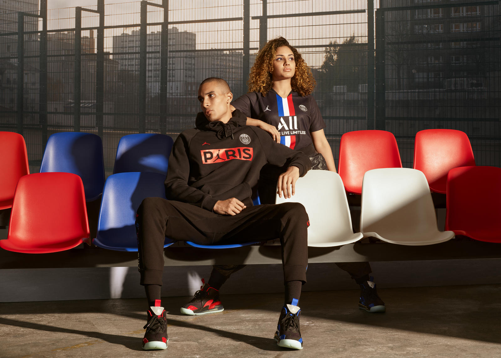 Paris Saint-Germain 2019-20 Fourth Kit 3