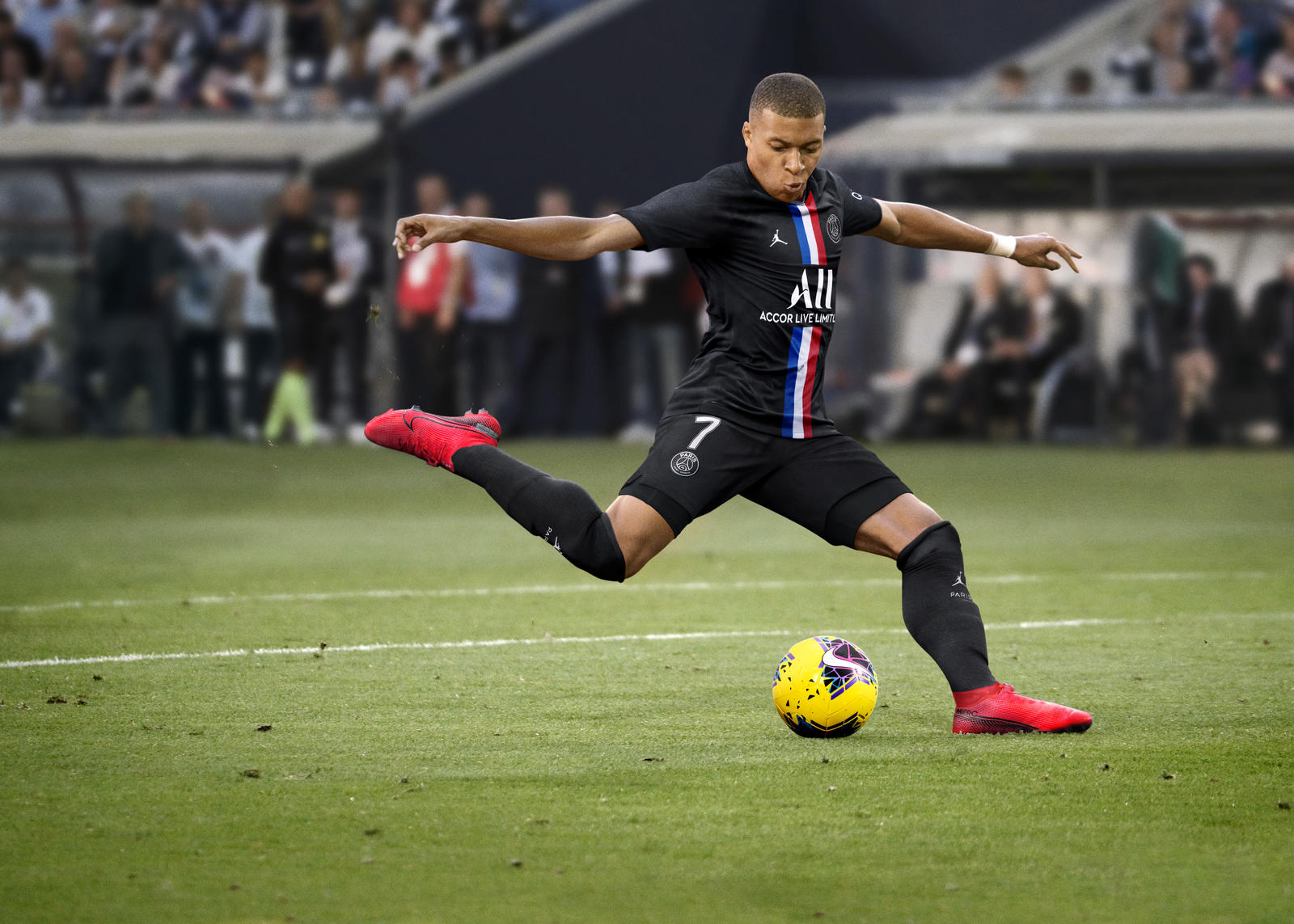 Paris Saint-Germain 2019-20 Fourth Kit 4