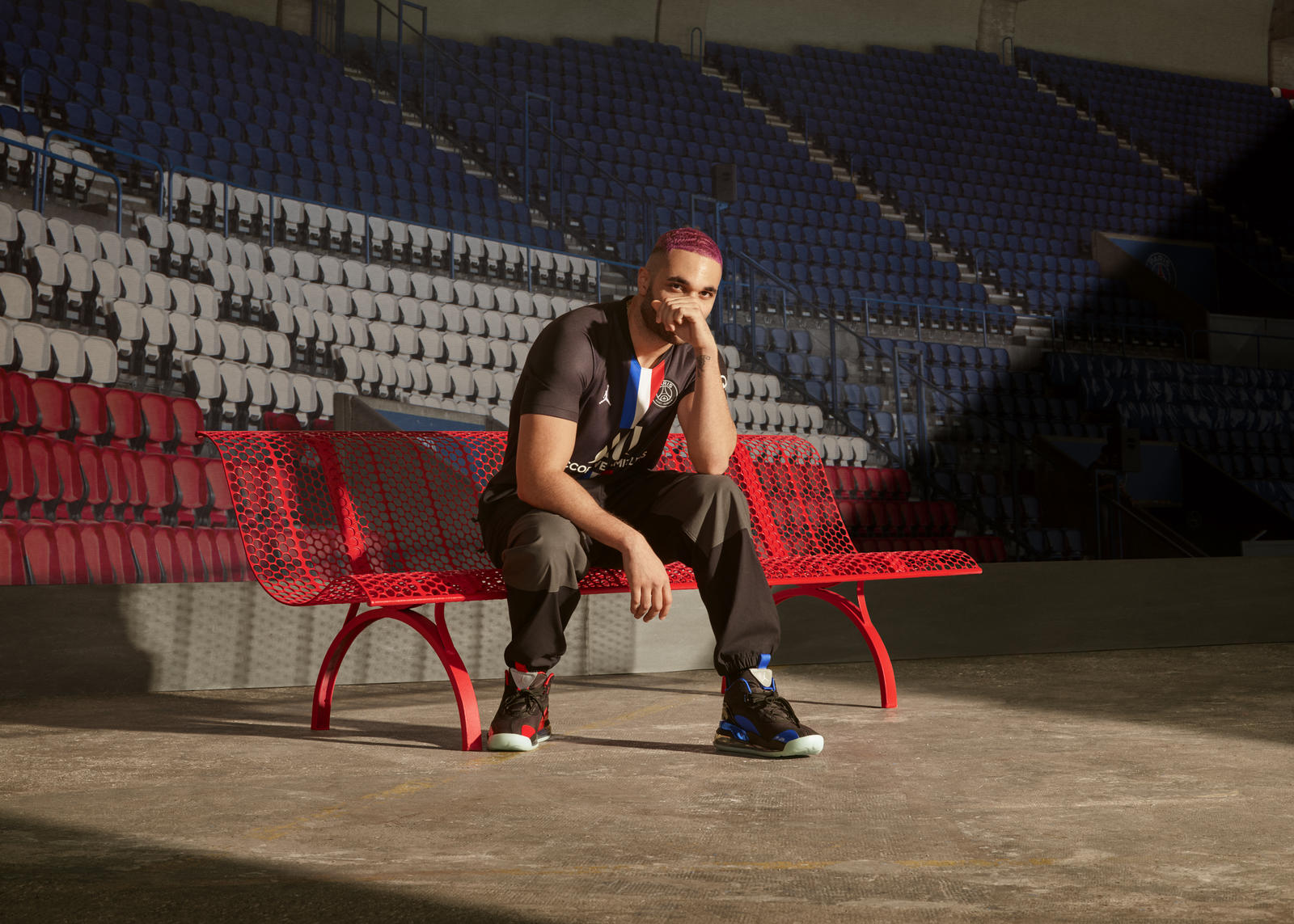 Paris Saint-Germain 2019-20 Fourth Kit 6