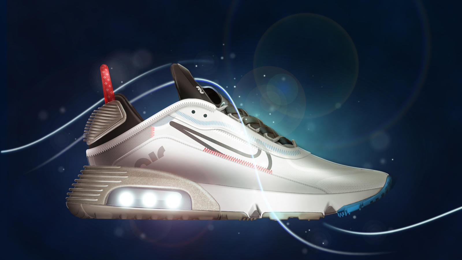 Variant Smoothly blue whale  Nike Air Max 2090 - Nike News