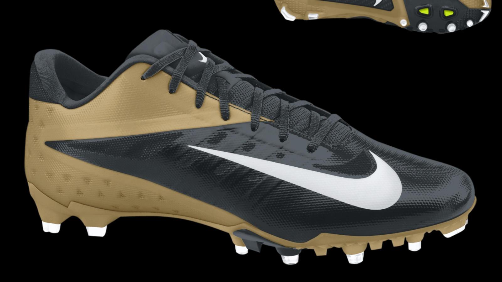 New Orleans Saints 2012 Nike Football