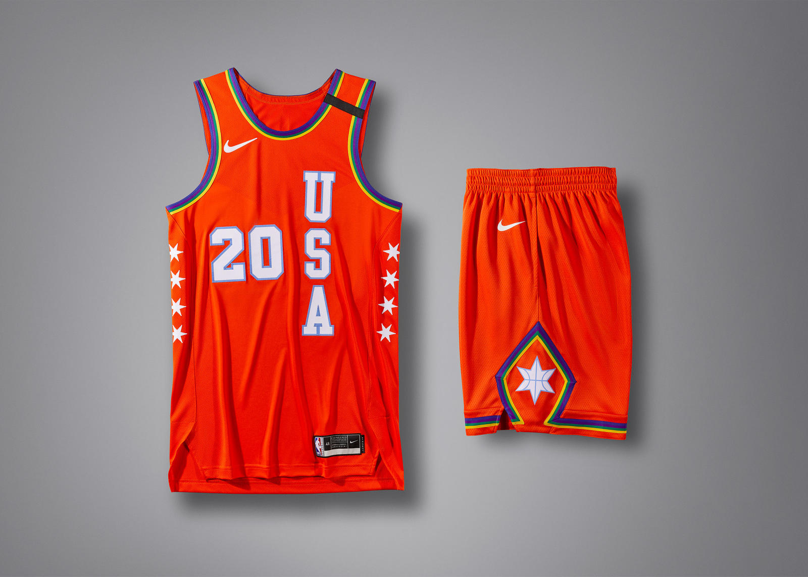 Jordan Brand and Nike NBA All Star 2020 Uniforms 4