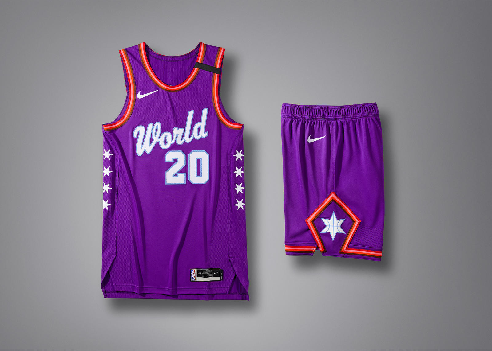Jordan Brand and Nike NBA All Star 2020 Uniforms 5