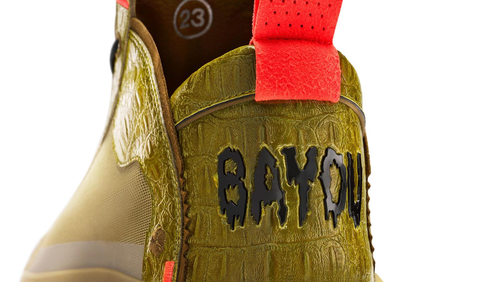 """Zion Williamson Air Jordan 34 Debut PE """"Bayou Boys"""" 0"""