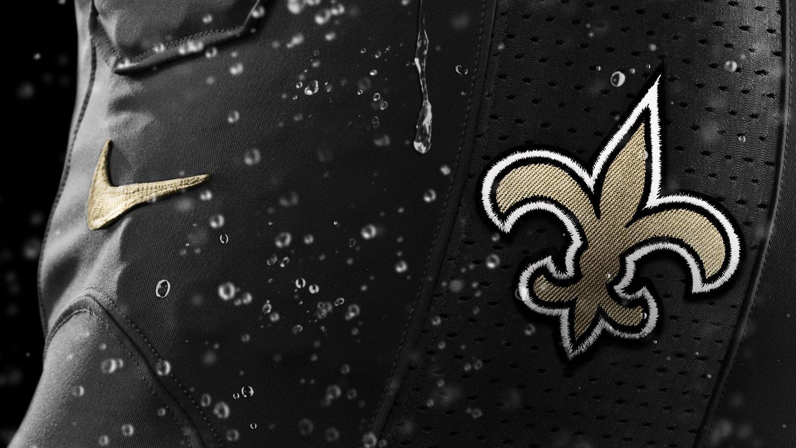 New Orleans Saints 2012 Nike Football Uniform Nike News