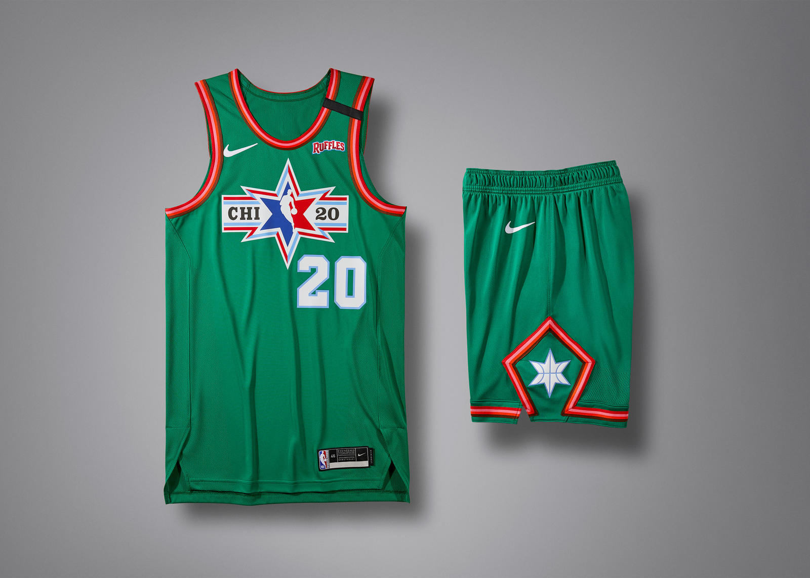 Jordan Brand and Nike NBA All Star 2020 Uniforms 10