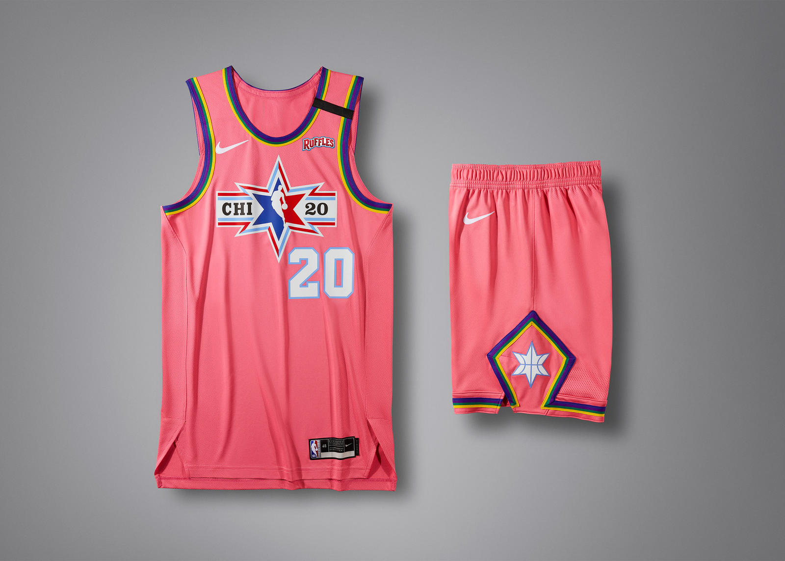 Jordan Brand and Nike NBA All Star 2020 Uniforms 11