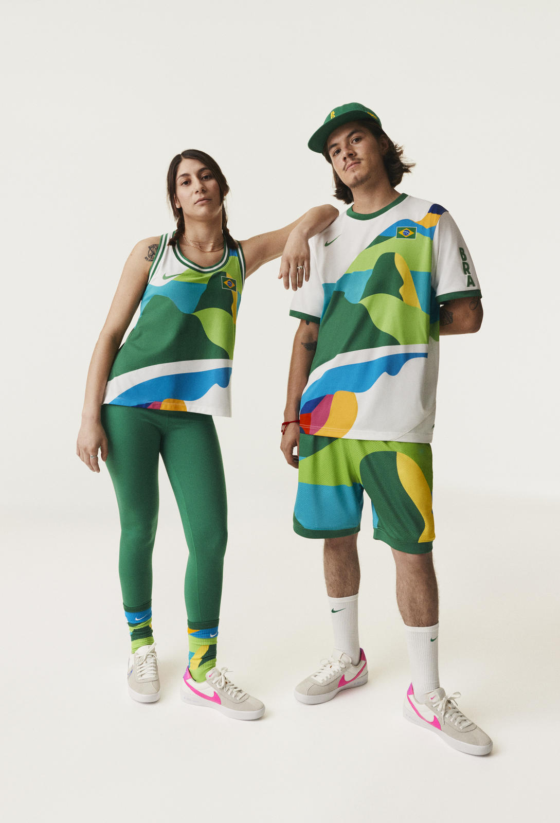 Nike 2020 Forum // Skateboarding Jerseys and Footwear 4