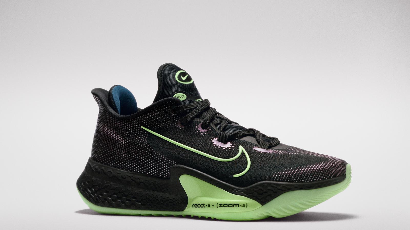 Nike 2020 Forum // Zoom BB NEXT%  2