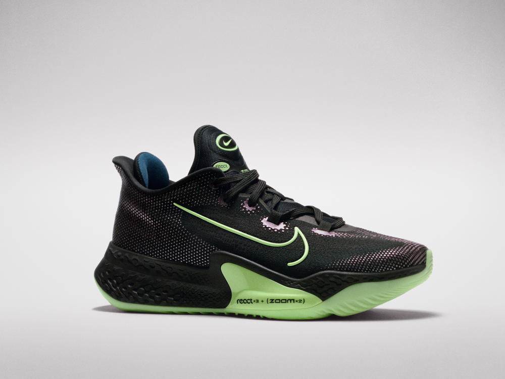 The Nike Air Zoom BB NXT Accelerates Energy Return in Basketball