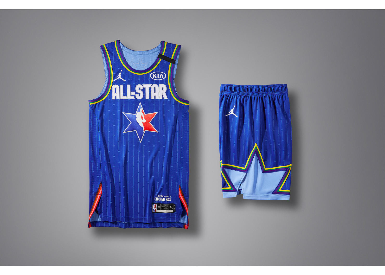 Jordan Brand and Nike NBA All Star 2020 Uniforms 9