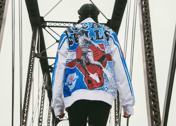 Jordan Brand Mitchell and Ness Chicago 2020 Collection 2