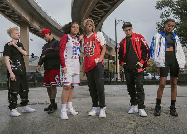 Jordan Brand Mitchell and Ness Chicago 2020 Collection 7