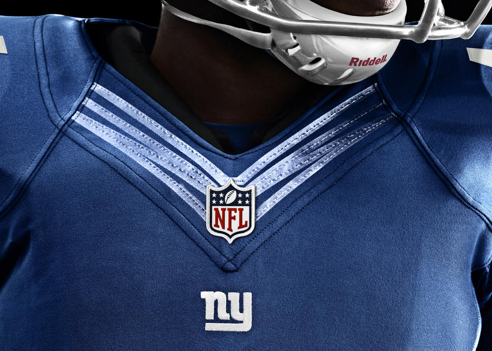 NY Giants and Dallas Cowboys kick off NFL season in next-generation Nike  uniforms 796091a33