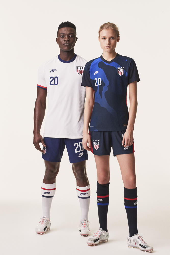 Nike Football 2020 Kits: Art + Science