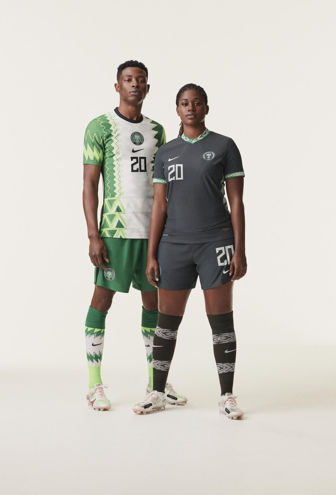 Nike Football 2020 Kits: Nigeria, Korea, USA 4