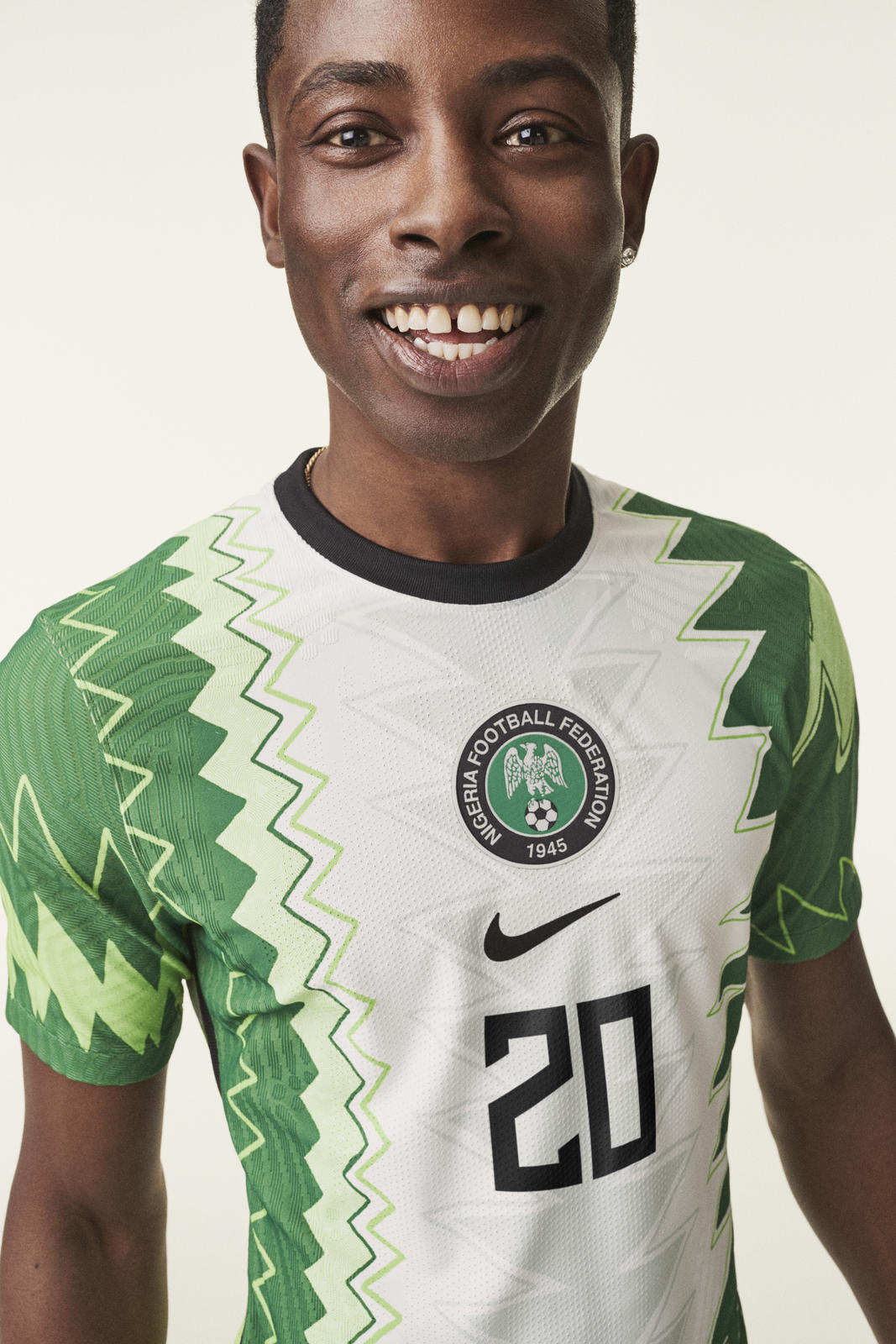 Nike Football 2020 Kits: Nigeria, Korea, USA 5