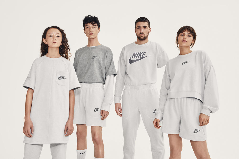 Nike's Move to Zero Collection Exemplifies Pattern Efficiency