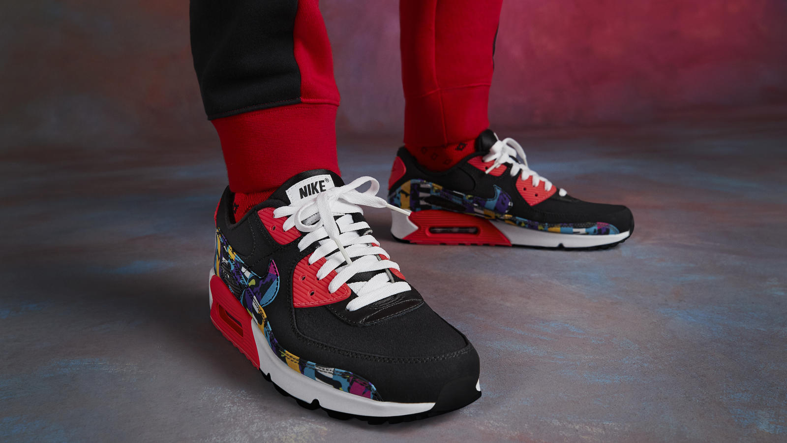 Nike By You Air Max 90 Time Warp 1