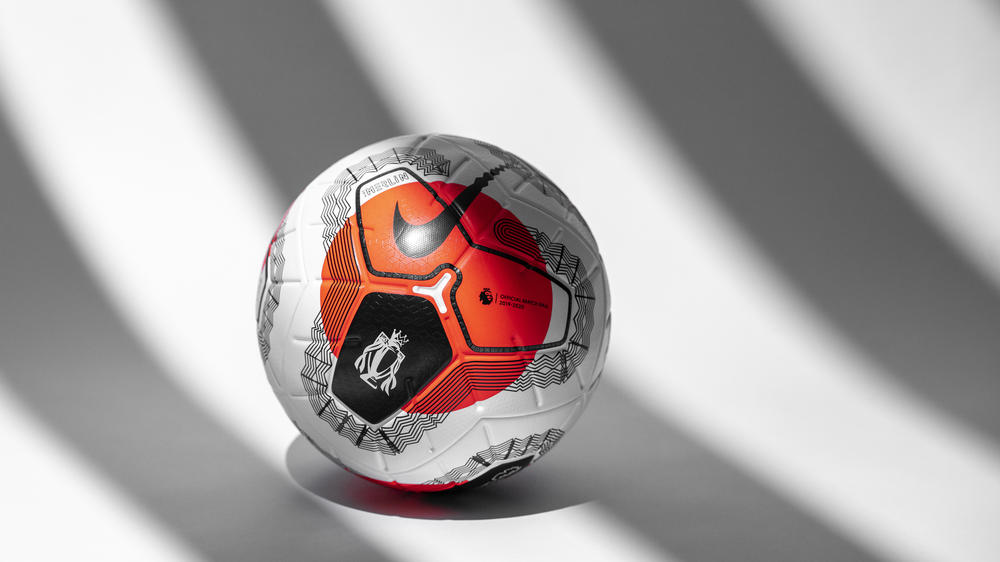 The Premier League Closes the 2019-20 Season with a New Match Ball