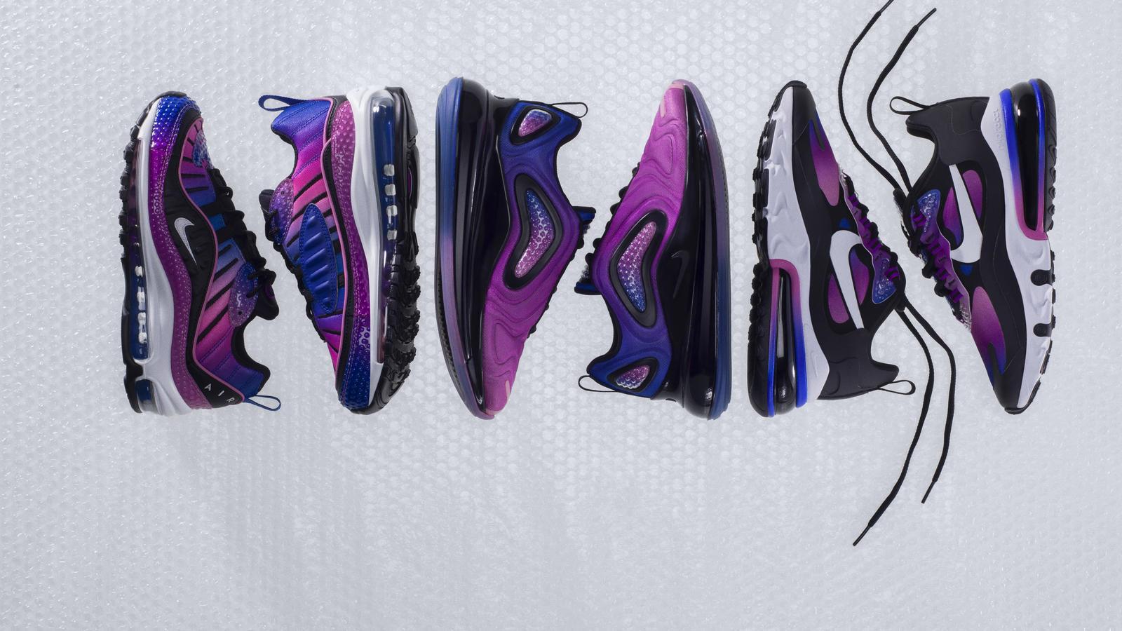 Air Max Bubble Pack - Nike News